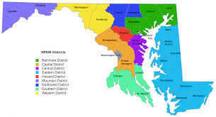 Map Of Baltimore Md About Npam Nurse Practitioner Association Of Maryland