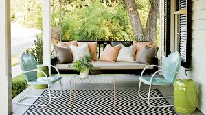 Most Comfortable Porch Swing Peaceful Porch Swings Southern Living