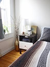 Tarva Bed Hack by Ikea Tarva Nightstand Hacked Curbly