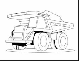 amazing semi truck coloring pages with truck coloring page
