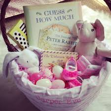 baby s easter gifts easter basket themes time for the holidays time for the
