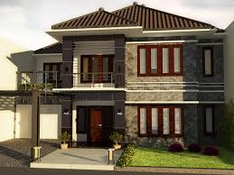 home exterior design consultant architectural design for town house surabaya by yuni design consultant
