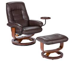 leather recliner chairs brown real leather recliner chairs and ottoman set home interior