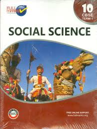 full marks social science class 10 set of 2 books term 1 u0026 term 2