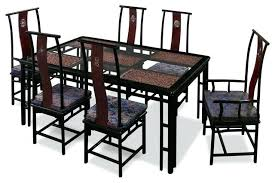 Asian Dining Room Sets Asian Dining Room Chairs Medium Image For Chairs Dining Tables