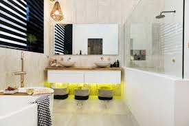 En Suite Bathrooms by The Block 2016 Ensuite Bathroom Reveals Recycled Interiors