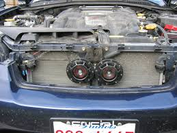hella supertone install walk through w pics subaru legacy forums