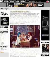 mtv names us top 5 nail salon tomahawk salon