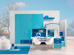 couleur de chambre ado garcon chambre ado garon moderne chambre blanc bleu gris deco ado murs