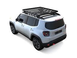 jeep kayak rack jeep renegade bu strap on slimline ii roof rack kit by front runner
