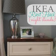 Ikea Rast Nightstand Ikea Rast Hack New Nightstands The Turquoise Home