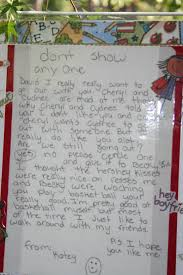 kid love letter fourth graders almost torn apart then marry 12