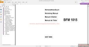 deutz bfm 1015 workshop manual auto repair manual forum heavy