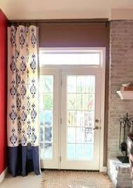 Curtains For Big Sliding Doors Frame Large Sliding Glass Doors With Floor Length Drapes Doors