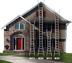 amazon com giant ladder systems 12026 26 feet 300 pound