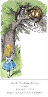 alice wonderland toppers t3 casart coverings