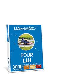 wonderbox telephone siege social wonderbox découvrir des offres en ligne et comparer les prix sur
