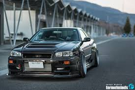 nissan skyline in pakistan takashi mori u0027s drift er34 farmofminds