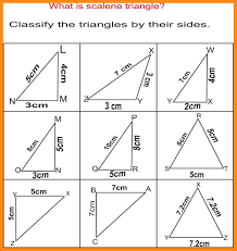 sample lvn resume 5 classifying triangles by sides lvn resume 5 classifying triangles by sides
