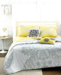 Yellow And Grey Bed Set Grey And Yellow Bedding Nz Duvet Cover Set Idearama Co Cover
