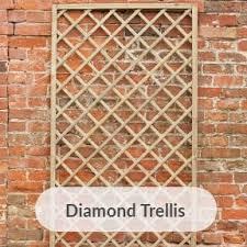 Wooden Trellis Panels Wooden Garden Trellis Panels Buy Fencing Direct