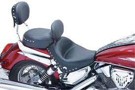 mustang touring seat mustang wide touring seat for honda vtx1300 r s t 02 09