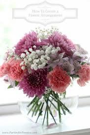 how to make flower arrangements creative home