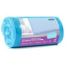 gel mattress pad milliard egg crate memory foam mattress topper