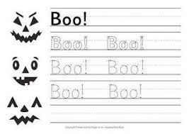 printable halloween worksheets for kids
