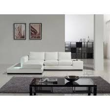 Modern White Bonded Leather Sectional Sofa Tosh Furniture Modern Italian Design Franco Sectional Sofa