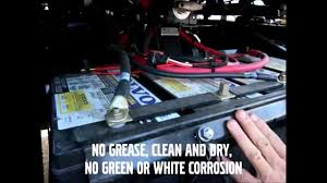2014 volvo truck tractor volvo truck battery maintenance youtube