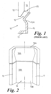 patent us20040065318 fireplace and fireback therefor google