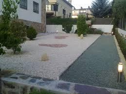rock yard landscaping home design and decor