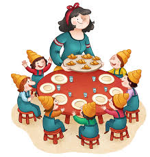 cook story laura wood illustration