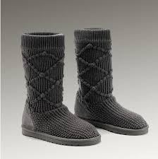 womens ugg boots wholesale ugg boots argyle knit 5879 grey wholesale 100 00 ugg