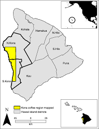 vegetation classification of u003citalic u003ecoffea u003c italic u003e on hawaii