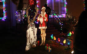 Oregon Garden Christmas Lights The Best Christmas Light Displays In Every State Travel Leisure