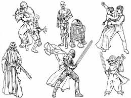 coloring pages fancy starwars coloring pages free star wars bb8