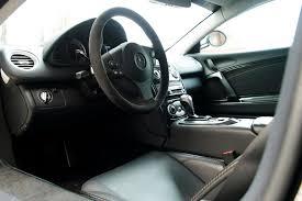 Slr 722 Interior Edo Competition U0027s 722hp Mercedes Benz Slr Mclaren Black Arrow