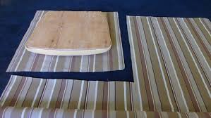 Best Staple Size For Upholstery How To Reupholster A Dining Room Chair An Easy Home Improvement