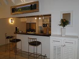 kitchen modern kitchen breakfast bar table design with white