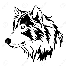 100 tribal wolf face tattoo wolf tattoos favourites by
