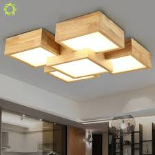 Japanese Ceiling Light Amazing Creative Bedroom L Japanese Style Solid Wood Ceiling