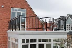 Stylish Home Design Balcony Grill Designs