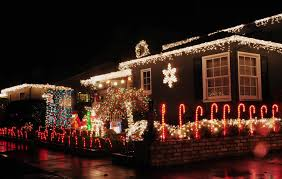 Decorate Home Christmas Outdoor Christmas Lights Pictures Houses Decorating Ideas String