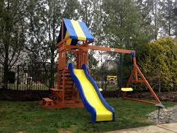 Home Depot Playset Installation Cheap Playground Sets For Backyards Backyard Decorations By Bodog