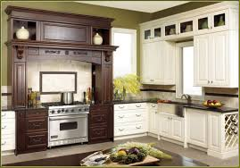 Assembled Kitchen Cabinets by Cabinet Preassembled Kitchen Cabinet Inside Beautiful Pre