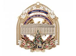 2017 white house ornament congressional services institute
