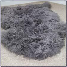 grey sheepskin rug costco rugs home design ideas oemv3k3blz58462