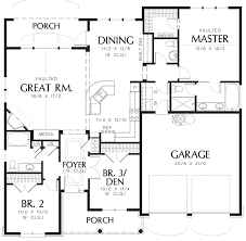 Modern Contemporary Floor Plans by Creative Cottage Style Floor Plans Luxury Home Design Contemporary